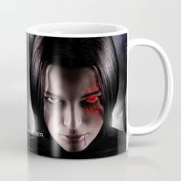 Death Becomes Her Coffee Mug