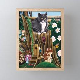 Mozzey Framed Mini Art Print
