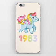 1983 iPhone & iPod Skin