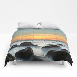 Sunset Zonte Comforters