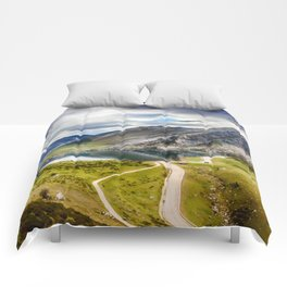 The Lakes of Covadonga, Enol Comforters