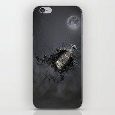 Overload the moon! iPhone & iPod Skin