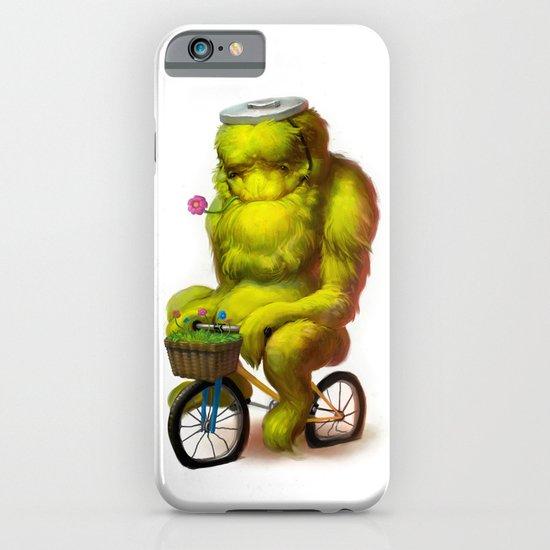Bike Monster 1 iPhone & iPod Case