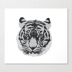 Tigerhead Canvas Print