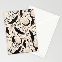 Raven Tarot Light Stationery Cards