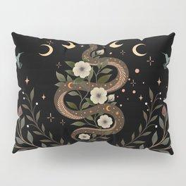 Serpent Spell Pillow Sham