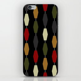 Colima - Black iPhone Skin