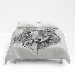 New Wolf (Half Life) Comforters