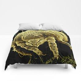 Yellow mite (Tydeidae) Comforters