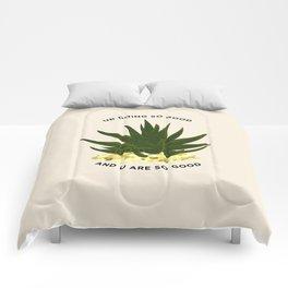 UR DOING SO GOOD Comforters