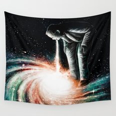 Cosmic Vomit Wall Tapestry