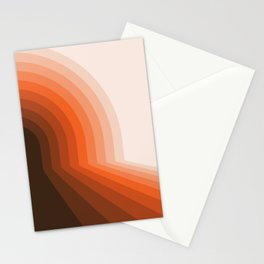 Desert Dusk Halfbow Stationery Cards