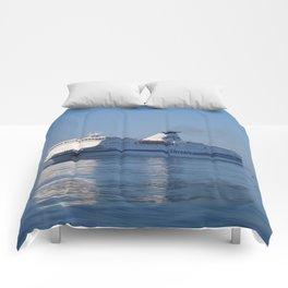 Mediterranean Ferry Comforters