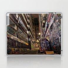 Graffiti Lane Laptop & iPad Skin