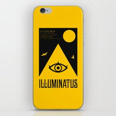 Illuminatus iPhone & iPod Skin