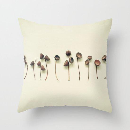Acorn Collection Throw Pillow