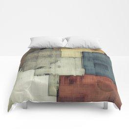 Geometric/Abstract DZ Comforters