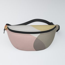 Pastel Shapes II Fanny Pack