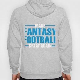 Fantasy Football Gift Office Work Football League Hoody