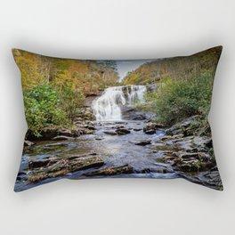 Bald River Falls Rectangular Pillow