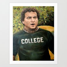 John Belushi / Bluto / Animal House Art Print