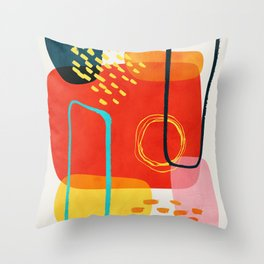 Ferra Throw Pillow