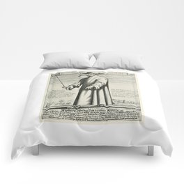 Plague Doctor Comforters