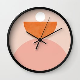 Abstraction_Balance_Minimalism_003 Wall Clock