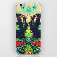 Heart II iPhone & iPod Skin