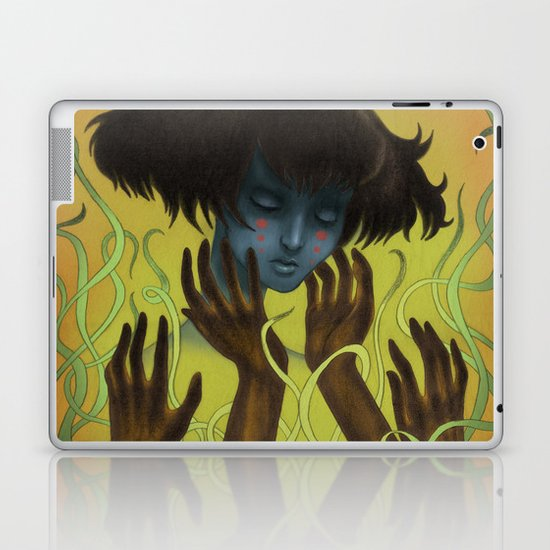 Handle with Care Laptop & iPad Skin