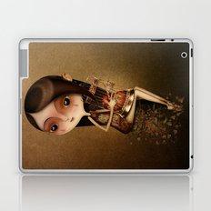 Gold Cage Laptop & iPad Skin
