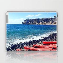 Greek Kayaks Laptop & iPad Skin