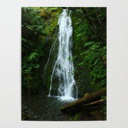 Madison Creek Falls Poster