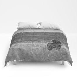 Tough guy Comforters