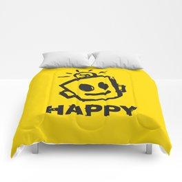 HAPPY  Comforters