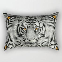 TIGER PAW-TRAIT Rectangular Pillow