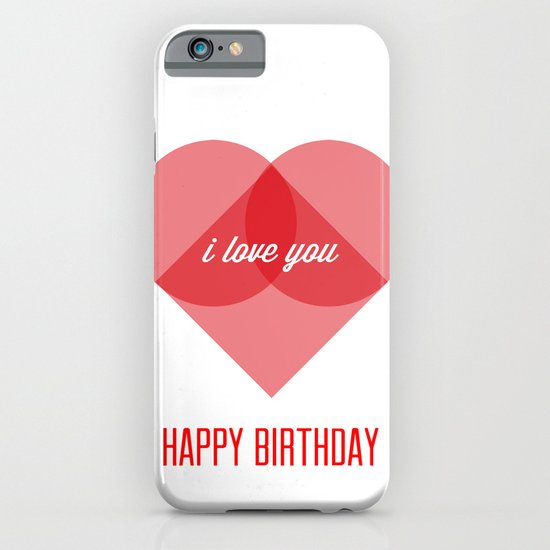 Birthday Wishes for My Dearest Friend iPhone & iPod Case