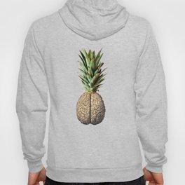 Pinebrain (pineapple) Hoody