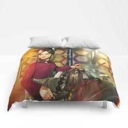 The Control Freak Comforters