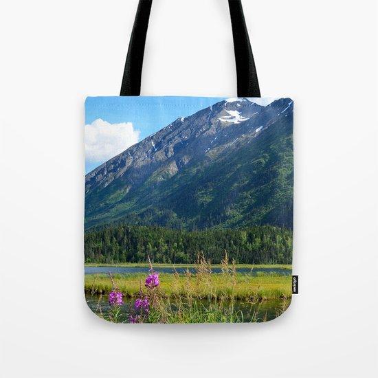 July at Tern Lake - II Tote Bag