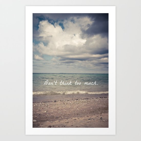 Flow With Life Art Print