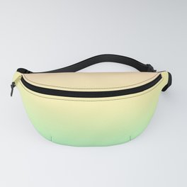 Pastel Rainbow Gradient Pattern Fanny Pack