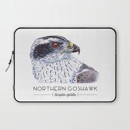 Northern Goshawk Laptop Sleeve