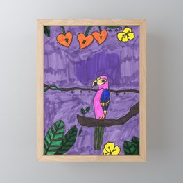 The Secret Forest Framed Mini Art Print