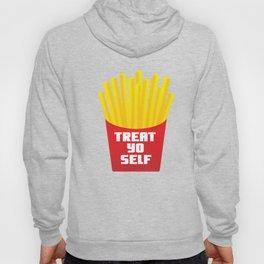 Awesome Trend Design Fryday Tshirt Treat Yo Self Hoody
