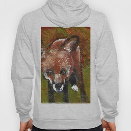 The Wary One Hoody