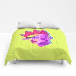 QUEEN SASHA VELOUR Comforters