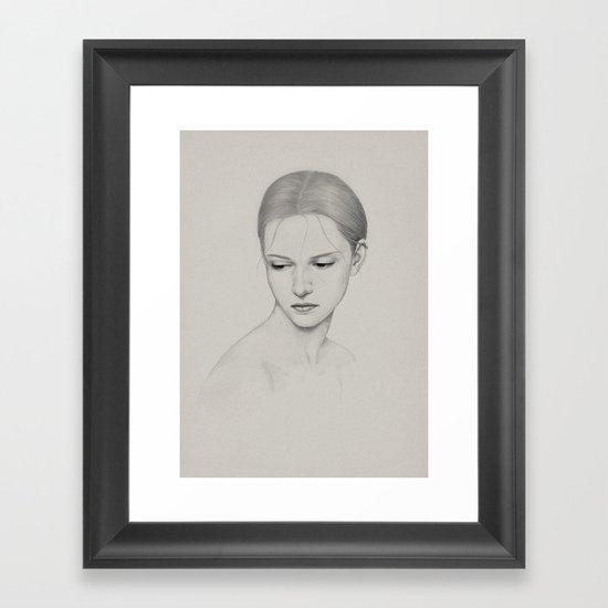 226 Framed Art Print