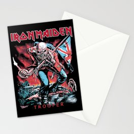 Iron Maiden - Trooper Stationery Cards