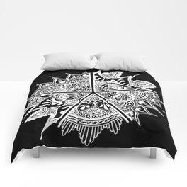 Mandala Etoiles Comforters